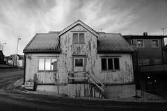 Tromso (LuFranci) Tags: winter blackandwhite norway canon pretoebranco canon1200d