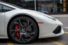 Lamborghini Huracan on PUR Wheels (jerrygu) Tags: toronto cars car wheels huracan lamborghini supercar v10 pur supercars lambo worldcars