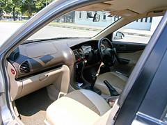 2004 Proton Waja 1.6 AT (ENH) in Ipoh, MY (33, Interior) (Aero7MY) Tags: 2004 car sedan malaysia 16 saloon ipoh enhanced proton enh waja 16l 4door impian at 4g18