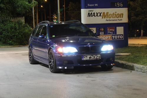 BMW E46 M