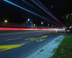 P7290052_v1 (jakubste) Tags: krakow cracow city night traffic
