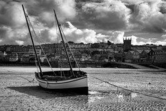 'Celeste', St Ives Harbour (thriddle) Tags: stives cornwall
