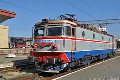 41 0646-0@ Constanta (Chirila Alexandru) Tags: train tren rail railway trains electro constanta cfr electrica romane locomotiva asea calatori putere caile ferate le5100 060ea
