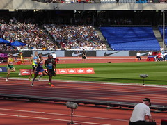 P1040642 (Commander Idham) Tags: muller anniversary games saturday 23 july 2016 team gb great britain rio athletics london olympic stadium 100m relay 3000m steeplechase long jump hurdles 110m