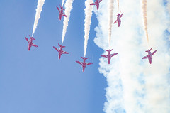 SJL_1821 (Stephen J Long) Tags: airshow blackpool blackpooltower airplanes biplanes gyrocopter redarrows breitling blackpoolairshow2016 aeroplane wingwalkers