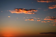 Orange Sky (anebeatrizduarte@ymail.com) Tags: sunset sky sun cu prdosol crepusculo nuvem entardecer serenidade aoarlivre