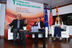 1º Fórum das Políticas Sociais