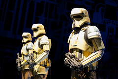 Rogue One - Shoretroopers (AndrewPaul_@Oxford) Tags: rogue one shoretrooper star wars celebration disney stormtrooper