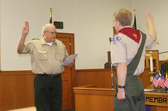 Tyler's Eagle Court of Honor (rfulton) Tags: boyscouts scouts eaglescout scouting bsa boyscoutsofamerica