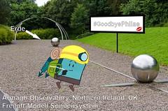 #GoodbyePhilae (DLR_de) Tags: philae good comet cometlanding rosetta 67p 67pchuryumovgerasimenko goodbye farewell space
