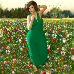 {Blog 45} Field of Dreams (veronica gearz) Tags: life flowers summer alex logo blog spring truth mesh meadow bubbles blogger blogs sl secondlife bloggers blogging second friday daydreaming epiphany 2ndlife maitreya izzies jcny realevil luanesworld