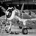 Curtiss P-36C Hawk - Service