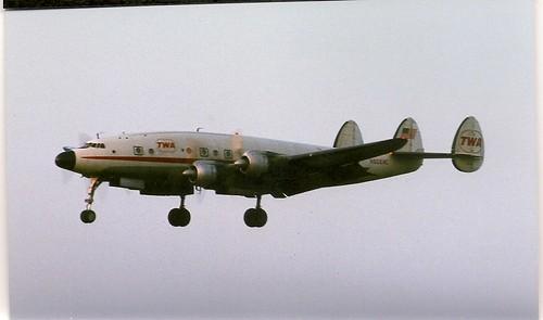 TWA Lockheed 749A Constellation