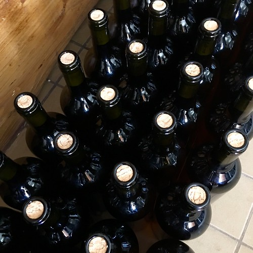 Imbottigliamento vino Bianco - Rosso 2015