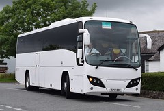 SP12DDE  Moffat & Williamson, Newport on Tay (highlandreiver) Tags: sp12dde sp12 dde moffat and williamson newport tay fife plaxton bus coach gretna green scotland scottish