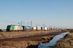 Train 30026  Port-la-Nouvelle (Trains-En-Voyage) Tags: afpl sncfbb27000 portlanouvelle