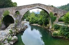 ASTURIAS (ESPAÑA) PUENTE ROMANO/MEDIAVAL (DAGM4) Tags: asturias españa spain europa europe 2016 espagne espana
