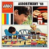 00 68 Catalogue a (GoodPlay2) Tags: 1968 1969 lego train layout track 45v blue railroad railway vintage 60s 70s 1960s 1970s old system classic retro set nostalgia rare early 1950s 1967