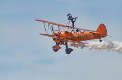 SJL_1277 (Stephen J Long) Tags: airshow blackpool blackpooltower airplanes biplanes gyrocopter redarrows breitling blackpoolairshow2016 aeroplane wingwalkers