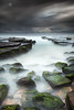 Rocks of Turimetta (Brian Bornstein) Tags: water ocean turimettabeach waves longexposure brianbornstein rocks sunrise seascape sydney canon6d turimetta nsw