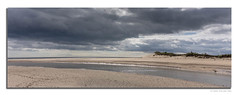 (Week 282) Storm over Aln Estuary (Chris 251) Tags: river aln alnmouth beach sand storm clouds northumberland