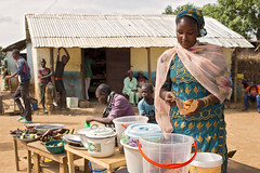 UN Women Humanitarian Work with Refugees in Cameroon (UN Women Gallery) Tags: unwomen planet5050 genderequality empowerment cameroon humanitarian refugee centralafricanrepublic wps 1325 onufemmes cameroun leader leadership strength pride smile smiling wee economicempowerment