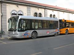Mercedes Cito (photobeppus) Tags: laspezia bus mercedes cito urban transport street photography vehicles