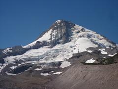 Eliot Glacier from Below (mmcg6302) Tags: mount hood oregon cooper spur hiking