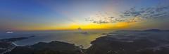 (Landscape, 21-in1) (jeff chien ) Tags:   coast taiwan drone dji phantom3    keelung sunrise landsacpe