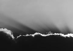 quand la lumire emporte (doubichlou) Tags: ciel sky nuage cloud val marne ile france banlieue suburb noir blanc black white monochrome