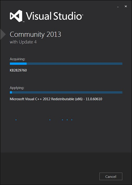 [Visual Studio] Tools for Unity