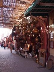 Marrakech 2015 (hunbille) Tags: market el morocco marrakech souk medina marrakesh bazaar rue souq bazar riad kasbah suq mellah zitoun jdid rueriadzitouneljdid