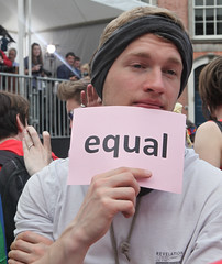 'Equal': Marriage Referendum: In The Upper Yard, Dublin Castle (Skyroad) Tags: