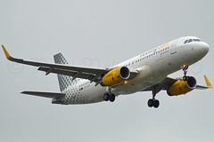 Vueling Airlines EC-LVV Airbus A320-232 Sharklets cn/5620 @ LFPO 01-05-2015 (Nabil Molinari Photography) Tags: paris airport airbus dd airlines industrie current ff orly ory vueling a320232 2013 5620 lfpo v2527a5 041913 052813 eclvv parisorly 34440b viewfwwii