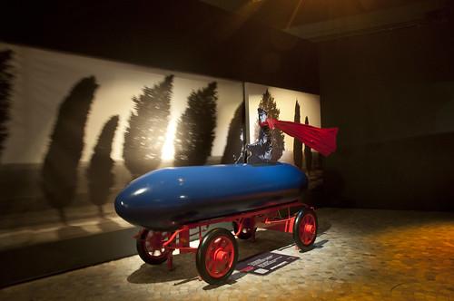 france museum torino automobile automotive di torpedo museo reddevil turin reconstruction electriccar nazionale 1899 topspeed dellautomobile camillejenatzy lajamaiscontente