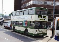 North Birmingham Busways 68 (Sparegang) Tags: northbirminghambusways68 ana568y leylandatlantean northbirminghambusways greatermanchesterpte birmingham 1999