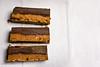 DSC_6457 (michtsang) Tags: leaves chocolate paste ganache nutella crunch feuilletine hazelnut praline equagold
