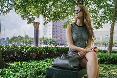 Ellivan (Matthew David Roberts Photography) Tags: street leica portrait film nature kodak manhattan streetphotography apples westside portra leicam7 sunnydays streetphotographer portra400 filmisnotdead