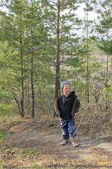 33. Nature walk / Прогулка в лес
