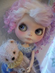 Pixie and Violet!