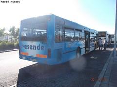 Resende 1006 Mercedes - Benz 0405 N2 89 - PT - 04 Estao de Valongo [ 4 ] (madafena1) Tags: de mercedes benz 0405 estao resende n2 autocarro 1006 valongo