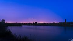 El Millars ([Nelooo]) Tags: rio noche mar agua anochecer riu castelln largaexposicin millars desembocadura mijares