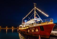 Bibe (Sławomir Ostrowski (Kistry)) Tags: ship rx100m3 port bibe croatia chorwacja adriatic sea baškavoda