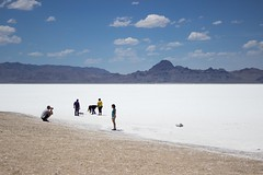 (Molly Sanborn) Tags: utah salt flats nature landscape panorama summer travel people visitors