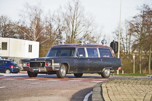 Cadillac Park Row Hearse* 1969 (6115)