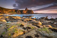 Tantallon Castle (Mike Ridley.) Tags: beach nature sunrise landscape scotland tantalloncastle mikeridley sonya7r2 sonya7rll