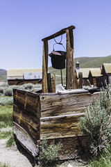 Bodie (Miss Sophisticated2013) Tags: california usa wooden ruin mining well ghosttown bodie preserved relic