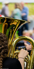 Reflections (PhilR1000) Tags: brass instrument music band
