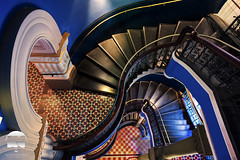 Sydney | Queen Victoria Building Stairwell (kenneth chin) Tags: city building yahoo google nikon sydney australia staircase nsw nikkor qvb d810 1424f28g
