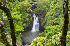Waterfall (james.froumis) Tags: hawaii nikon gardenofeden arboretum maui d750 70300mmvr